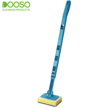 Flexible Handle Sponge Head Flat Mop DS-1238
