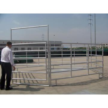 Hot Dipped Galvanized Metal Horse Fence horse Barriers