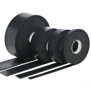 Genuine Black Viton Rubber Strip With