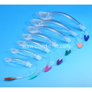 DISPOSABLE PVC LARYNGEAL AIRWAYS MASK