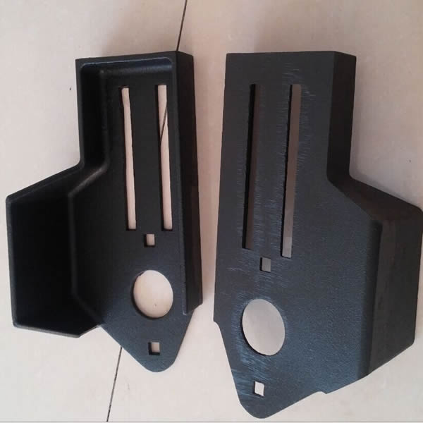 High Resistant Iron Bracket Green Sand Casting