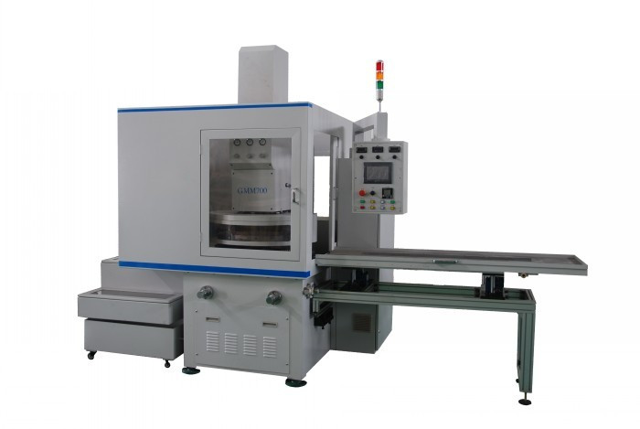 High speed steel double side surface grinding machine