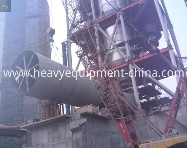 Cement Clinker Rotary Kiln