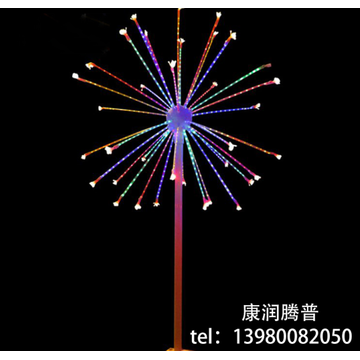 Customized LED Digital Firework Light