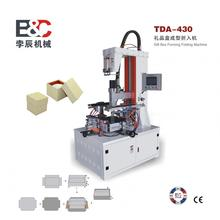 Manual gift box making machine