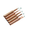 936 soldering iron pure copper 900M-T-K B D I pure copper soldering iron head quality soldering iron Tsui