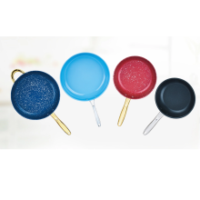 High quality non-stick pan with long handle