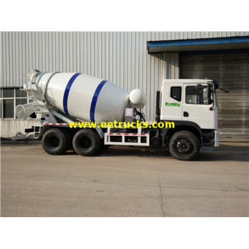 DFAC 12 CBM Concrete Drum Mixer Trucks