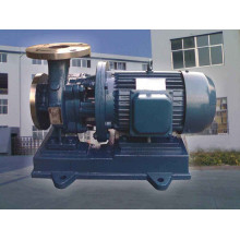IHW stainless steel horizontal pipeline centrifugal pump