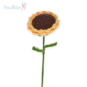 Hot Sale Sunflower Crochet Pattern Flowers