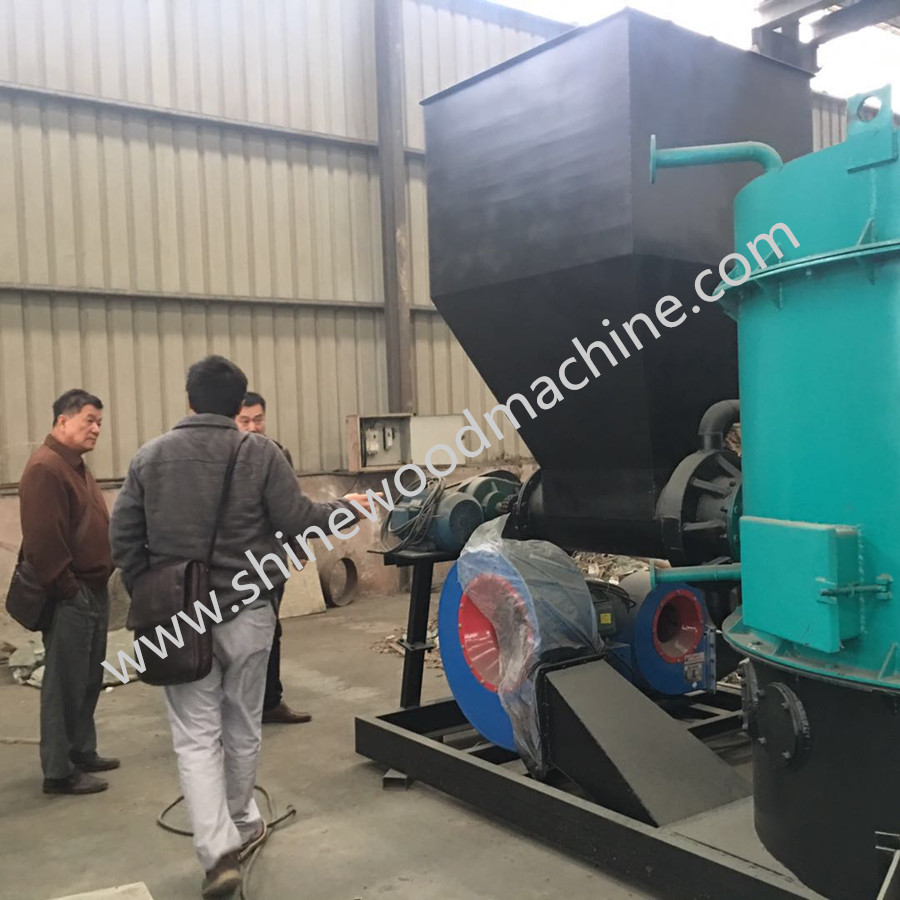 Roller Veneer Dryeing Machine