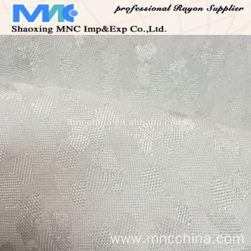 New design rayon jacquard fabric