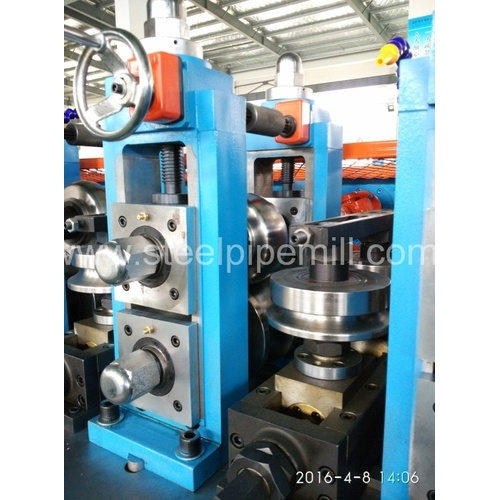 welded steel tube mill