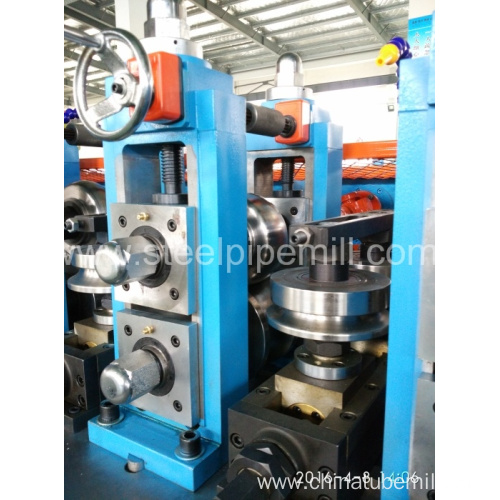 ERW steel pipe making machine