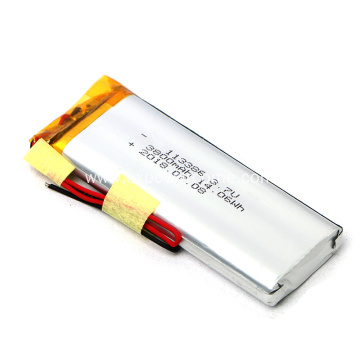 113386 3.7V 3800mAh Lipo Battery with Ditect Price