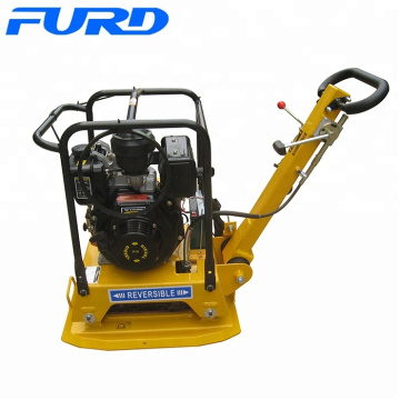 electric vibration plate compactor soil road compactor