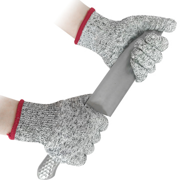 HPPE Anti Cut Gloves for Homeworking