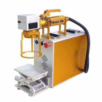 handheld Medicine and food packaging Fiber Laser Marking Machine