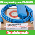 Electronic Data Systems USB-QC30R2 + for Mitsubishi / with optocoupler isolation USB TO RS232 ADAPTER FOR MELSEC Q PLC