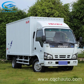 QING LING 600p engine cargo truck for sale