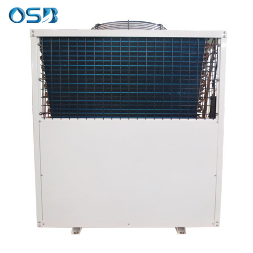 floor heating heat pump system