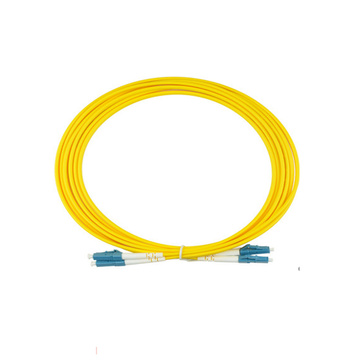Single Mode Lc Fiber Patch Cable