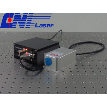 Narrow linewidth diode laser  for digital imaging
