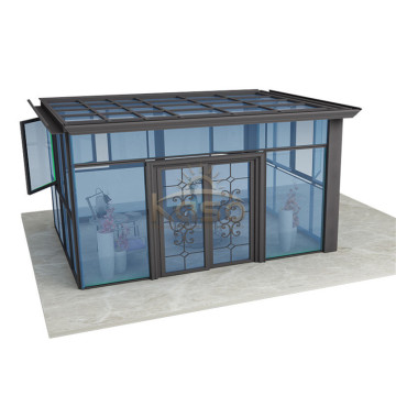 Canadian Wood House Glass Winter Garden Price