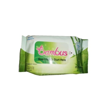 Biodegradable Bamboo Organic Baby Wipes Private Label Wipes