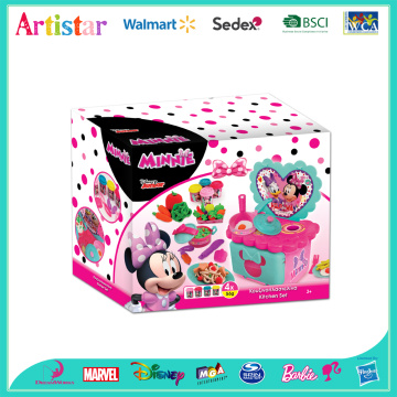 DISNEY MINNIE MOUSE modelling clay kitchen set