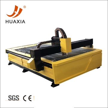CNC plasma cutting machine for steel plate and tube 1530 model