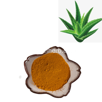 Aloe-emodin Powder 95% Aloe Extract Emodin Powder