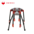 HF700mm Hexa Carbon Fiber Copter Foldable Frame