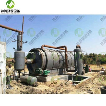 Spray Pyrolysis Gasoline Production