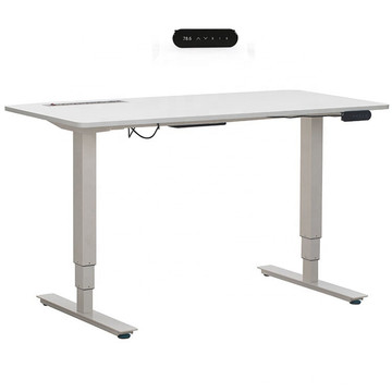 Single Column Movable electric Adjustable Desk