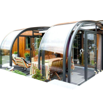 Zippered Unique Used Patio Enclosure For Sale