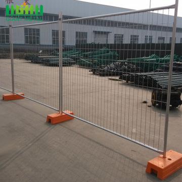 2017 Best-selling Temporary Fence for Crowd Control