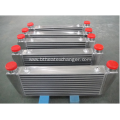 Aftermarkets Aluminum Intercooler for Trucks