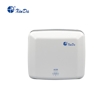 High-air volume plastic hand quick dryer