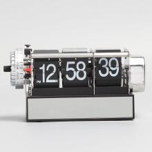 Simple Flip Clock with Alarm Function
