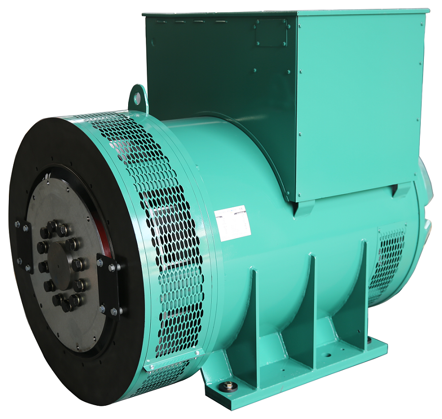 Evotec 100kva Lower Voltage Alternator