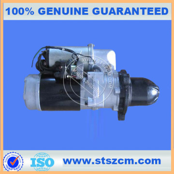 Commins ISDE Starter Motor For Truck Spare Parts QDJ2819