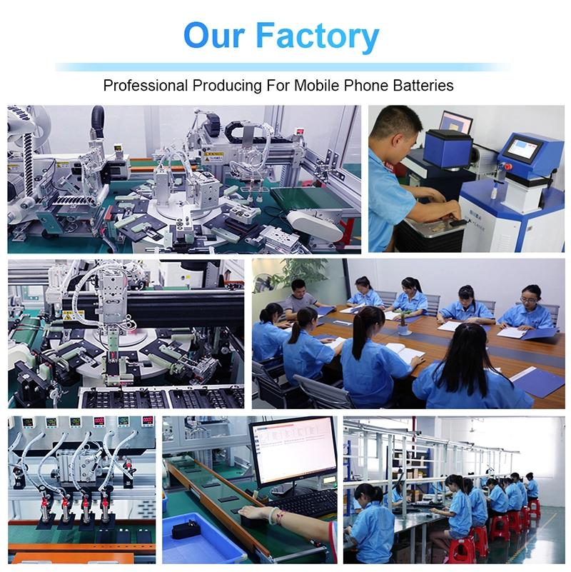Huawei Lipo Battery factory