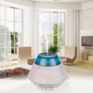 New Resin Air Humidifier with Scent Led Light