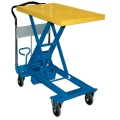 Portable lift table hydraulic