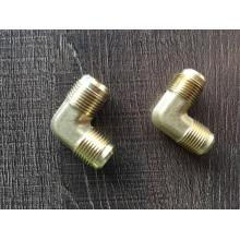 90 degree brass elbow for refrigeration