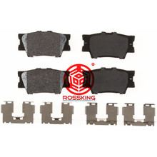 REAR BRAKE PAD FOR TOYOTA AURION