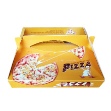 High Quality Unprinted Corrugated Cardboard Pizza Boxes