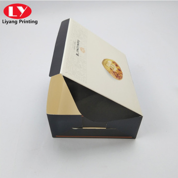 High sales Eco-friendly paper pizza box with Custom