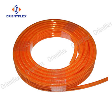 Flexible PU braided hose